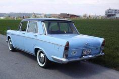 masini si istoria lor: FIAT 1800/2100/2300