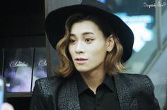 His long hair made him look so beautiful!  #atom #toppdogg #sanggyun #kimsanggyun #toppdoggatom #atomtoppdogg #atom_toppdogg #toppdogg_atom #a-tom #kpop