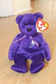 Conquering the world back in the 1990s, the Beanie Babies didn't have to try hard to captivate the hearts no... -  Prince Diana Beanie Baby2 . Discover More at: http://www.topteny.com/top-10-rarest-beanie-babies-world/
