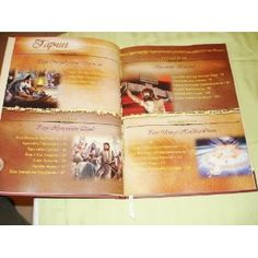 The Story of Jesus in Mongolian / Colorful Mongolian Children's Bible / Mongolia $59.99