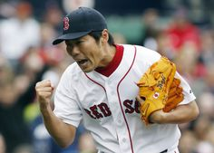 Video: Uehara Tries to Speed Up Victorino's Trip to the DL