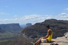 Morro do Pai Inacio, Chapada Diamantina