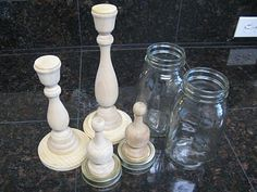 A Diamond in the Stuff: Primitive Apothecary Jars
