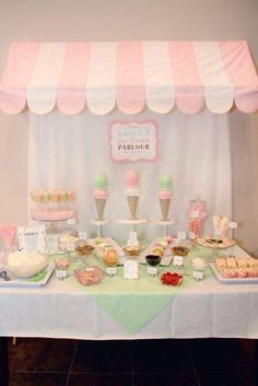 Ice cream party