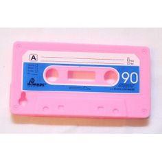 iPhone 4 vaaleanpunainen C-kasetti suojakuori. Iphone 4, Apple Iphone