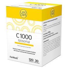 LIPOCAPS C 1000 - liposomalna witamina C - wspomaganie odporności Personal Care, Food Portions, Self Care, Personal Hygiene