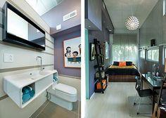 CASAS CONTENEDORES: Casa contenedor unifamiliar con unos magníficos interiores de diseño