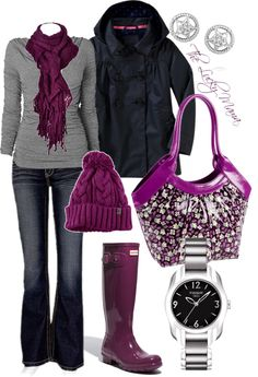"""""""Ready For Fall"""" by theluckymama on Polyvore"""