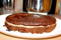 Oldemor Harriets saftige chokoladekremkake – josefinesmatgleder Tiramisu, Food And Drink, Cookies, Dessert, Ethnic Recipes, Tips, Crack Crackers, Biscuits, Deserts