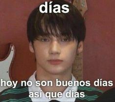 Bts Meme Faces, Funny Faces, Foto Bts, Foto Jungkook, Pop Stickers, Pinterest Memes, Kid Memes, Spanish Memes, Bts Chibi