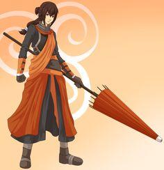 avatar the last airbender oc | Avatar OC Kamenari by Chi-Chirumiru