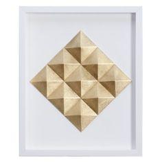 Gold Diamond from Z Gallerie