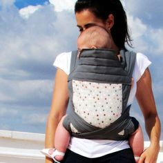 Tutorial que muestra el paso a paso lleno de imágenes para la confección de un portabebés ergonómico - Mei Tai. Entra y ¡hazlo tu misma!