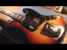 The Fender Jazz Bass story
