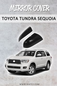 car essentials Car accessories for Toyota Tundra Sequoia Mirror Cover. Must have car customization and decoration accessories. Step up your cars look with this car essentials. Available for different makes and models Toyota Tundra Off Road, Toyota Tundra Lifted, Toyota Tundra Crewmax, Must Have Car Accessories, Toyota Tundra Accessories, Hybrids And Electric Cars, Eco Friendly Cars, Car Essentials, Tuner Cars