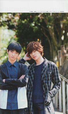 Their photo shoot!!