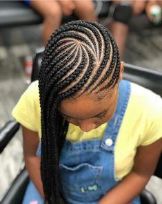 Lemonade braids done perfectly