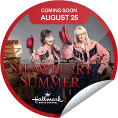 Strawberry Summer Coming Soon...Join Shelley Long and Cindy Williams in Strawberry Summer! Check-in with GetGlue.com for this Coming Soon sticker.