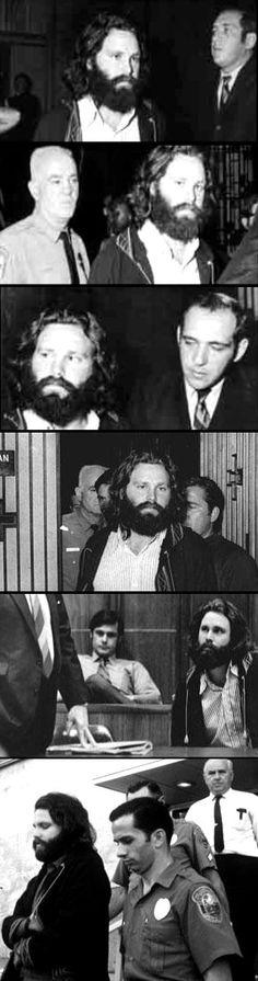 "James Douglas ""Jim"" Morrison ☮ [December 8, 1943 ― July 3, 1971] ♡ The Doors…"