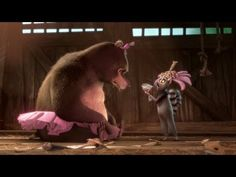 one of the cutest movie couples :) [madagascar King Julian Madagascar, Madagascar Film, Penguins Of Madagascar, French Songs, French Films, Album Jeunesse, French Education, Have Courage And Be Kind, Film D'animation
