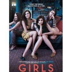 Girls - This might be one of my best all time favourite shows! I get gitty waiting for this show and while watching it. It's dramatic, funny, shocking and like nothing else on tv today. It reminds me of a hipster type of sex in the city. Think of how sex in the city shocked it's viewers back in the day, now think about a shocking show in modern day that deals with sex and life in NY. This show grabs you and you fall for the characters. Lena Dunham is an incredible writer/ director!!