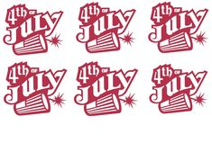 free 4th of july printables | DIY 4th of July Sparkler Party Favors- Free Printables! - Karas Party ...