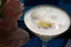 Earl grey martini.  Another one closer to what we had @Brittany Meredith