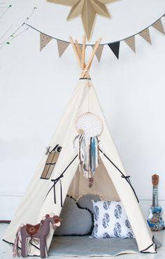 Tipi Zelt Kinderzimmer | Verkauf Tipi Kinder Spielen Tipi Zelt Wigwam Von Teepeelittlenomad