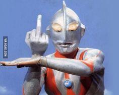 Tsuburaya Productions' iconic tokusatsu hero Ultraman is celebrating his anniversary this year, and Shout! Madara And Hashirama, Japanese Superheroes, Ready Player One, Cartoon Jokes, Mood Pics, Anime, Swagg, Godzilla, Best Funny Pictures
