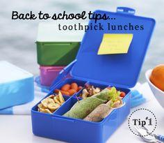 Back to school lunch tips. easy & fun! momsbestnetwork.com