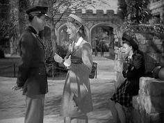 The Major and the Minor: Ray Milland, Ginger Rogers and Rita Johnson
