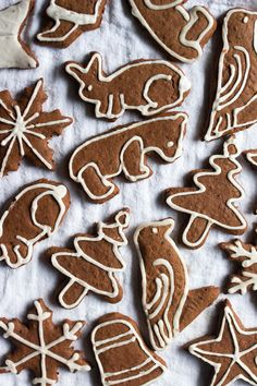 When it comes to the holidays, I'm a bit of the CharlieBrown type. No matter how hard I try, it just doesn't feel as 'holiday-ish' as I'd like it to. So following the sage advice of Mr. Brown, I can simply remedy this by getting involved, and for me, that means baking! SinceI've been away...Read More »