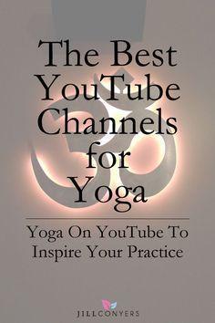 Sommer, Sonne, Yoga: Yoga für Anfänger - die besten YouTube Kanäle *** The best YouTube channels for Yoga. #yogaexercises