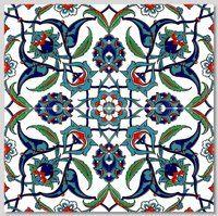 Home Turkish Tile Ceramic Wall Tiles: Floral Wonder Turkish Tiles, Turkish Art, Portuguese Tiles, Islamic Tiles, Islamic Art, Tile Murals, Tile Art, Motifs Islamiques, Motif Oriental