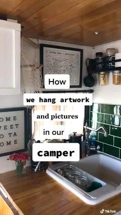 Truck Camper, Camper Life, Bus Life, Camping Vintage, Vintage Camper, Van Conversion Interior, Camper Van Conversion Diy, Class C Rv, Rv Homes