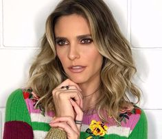 Cortes de cabelo 2018 - Fernanda Lima