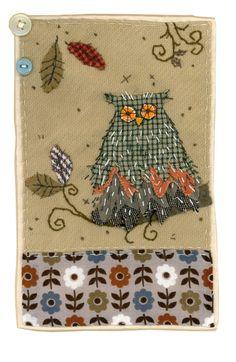 Owl by Sharon Blackman