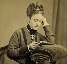 Marion Herapath shortly before her marriage to Linley Sambourne in 1874