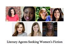 7 Literary Agents Seeking Women's Fiction NOW Sometimes it& difficult to pinpoint which agents are open to submissions at any given time. So with that in mind, I& creating some new vertical lists of Indie, Fiction, Author, Writing, Writers, Being A Writer, Fiction Writing, India, Science Fiction