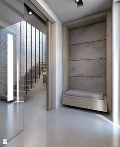 31 Genius Mudroom Ideas – My World Modern Hall, Modern Entrance, Modern Closet, House Entrance, Entrance Foyer, Modern Interior Design, Interior Design Inspiration, Interior Architecture, Interior And Exterior