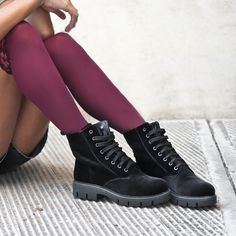Winter 2017, Fall Winter, Hello Monday, All Black Sneakers, 18th, Boots, Collection, Fashion, Crotch Boots