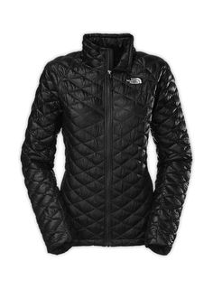 The North Face Thermoball Full Zip Jacket Women's The North Face Black