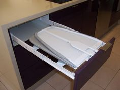 Fold Out Ironing Board Ironing Boards, Iron Board, Laundry Room, Home Remodeling, Ph, Kitchen Design, Drawers, Cabinet, Bathroom