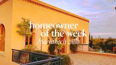 Take a tour of the eclectic and vibrant villa which inspired our creative members Gayle and Tatjana. Homeowner, Camilla, reveals the concept behind the interior schemes and exterior spaces, and why this magical city is so spellbinding. One Degree, New Perspective, Marrakech, Camilla, Vibrant, The Incredibles, Neon Signs, Exterior, Tours