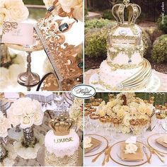 @royal_cakes PERFECTION  I'm obsessed  @whitelilacinc #cake #royalty #IsabellaCouture