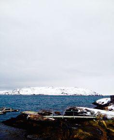 took a swim in the artific ocean - Norway