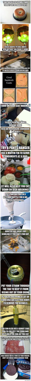 Good tips!