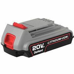 Craftsman Lithium Ion Battery