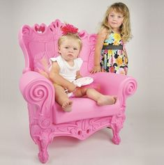 Fauteuil Little Queen of Love DESIGN OF LOVE