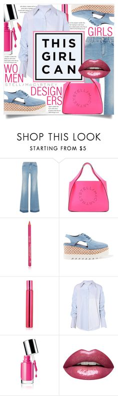 """STELLA MC CARTNEY"" by celine-diaz-1 ❤ liked on Polyvore featuring STELLA McCARTNEY and Mary Engelbreit"